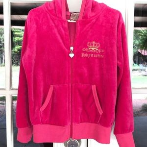 Juicy Couture child's jacket